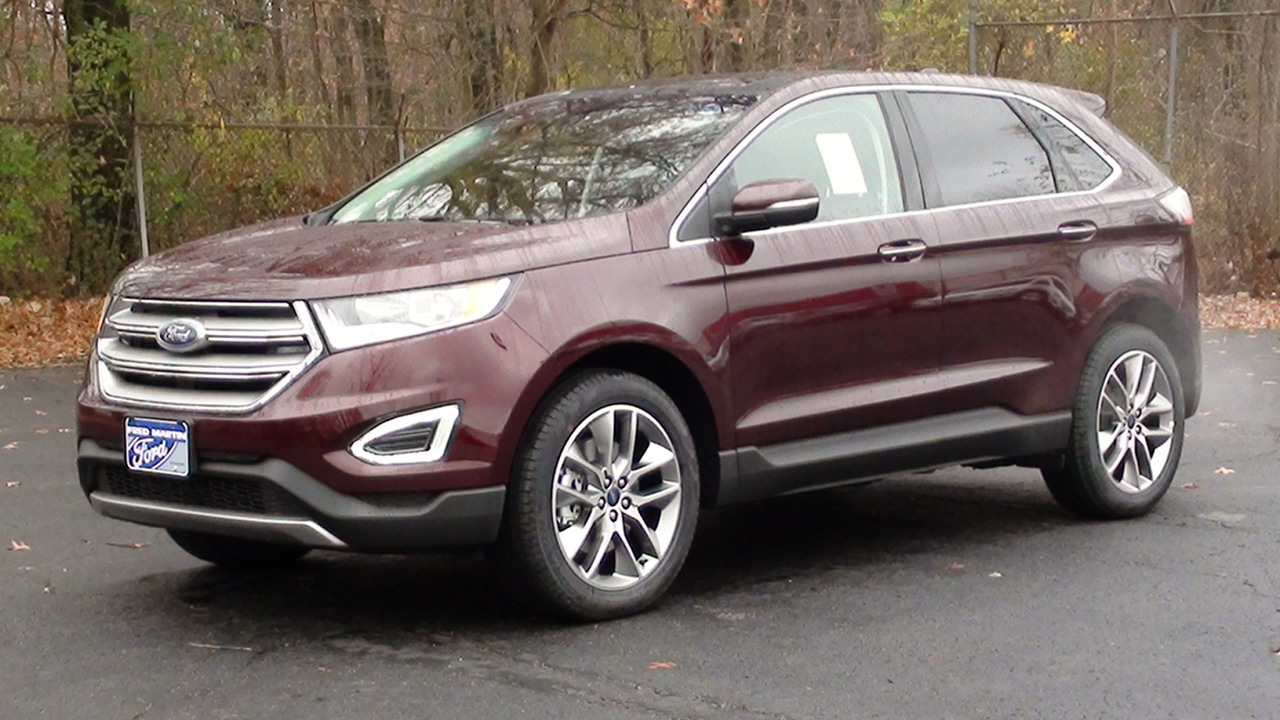 review roadtests ford edge titanium drive awd arabia