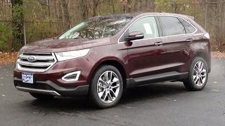 MVS - 2017 Ford Edge Titanium
