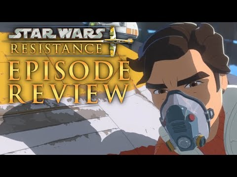 Star Wars Resistance Season 1 - The Core Problem Episode Review