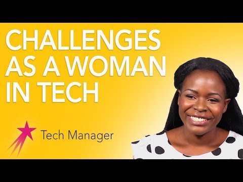 Tech Manager: Challenges - Elizabeth Kalitsiro Career Girls Role Model