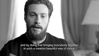 Gentleman Givenchy 2017 -  Aaron Taylor-Johnson Interview