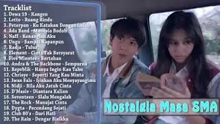 Download lagu Dewa, letto, peterpan, naff, ungu, five minutes, radja BEST - NOSTALGIA MASA SMA hits tahun #2000an