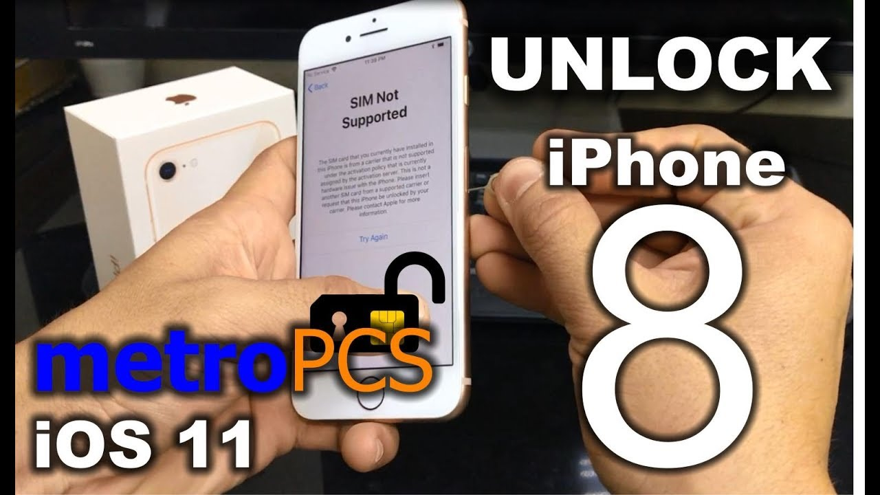 Unlock Iphone  For Metro Pcs