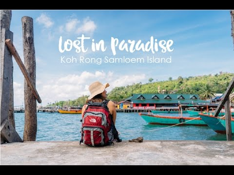 Lost in Paradise: Koh Rong Samloem island