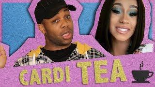 CARDI TEA!