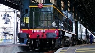 Locomotive diesel SNCF 040-DE-895