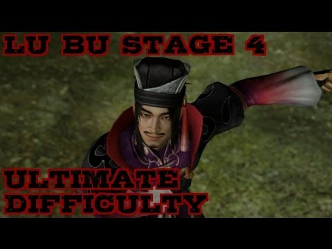 DW8XL: Lu Bu Story Mode Ultimate Difficulty - Capture of Puyang (Stage 4)