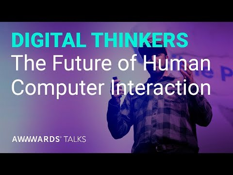 Peter Smart - Design for the Future of Human-Computer Interaction