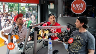 "Video The Moffatts perform ""I'll Be There For You"" LIVE on Wish 107.5 Bus download MP3, 3GP, MP4, WEBM, AVI, FLV Januari 2018"