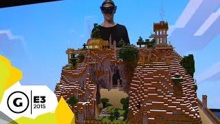 Is HoloLens Microsoft's Best Demo of E3?  - E3 2015 Microsoft Press Conference