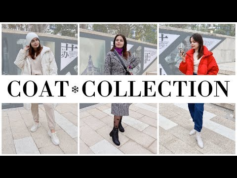 MY COAT COLLECTION WINTER 2020 | Julia Kvach