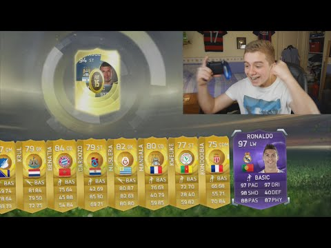 FIFA 15 - A FAIRLY EVENTFUL BPL TOTS PACK OPENING