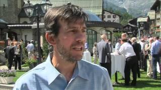 Rodrigo Jordan, Vertical - Exclusive interview at Zermatt Summit 2012