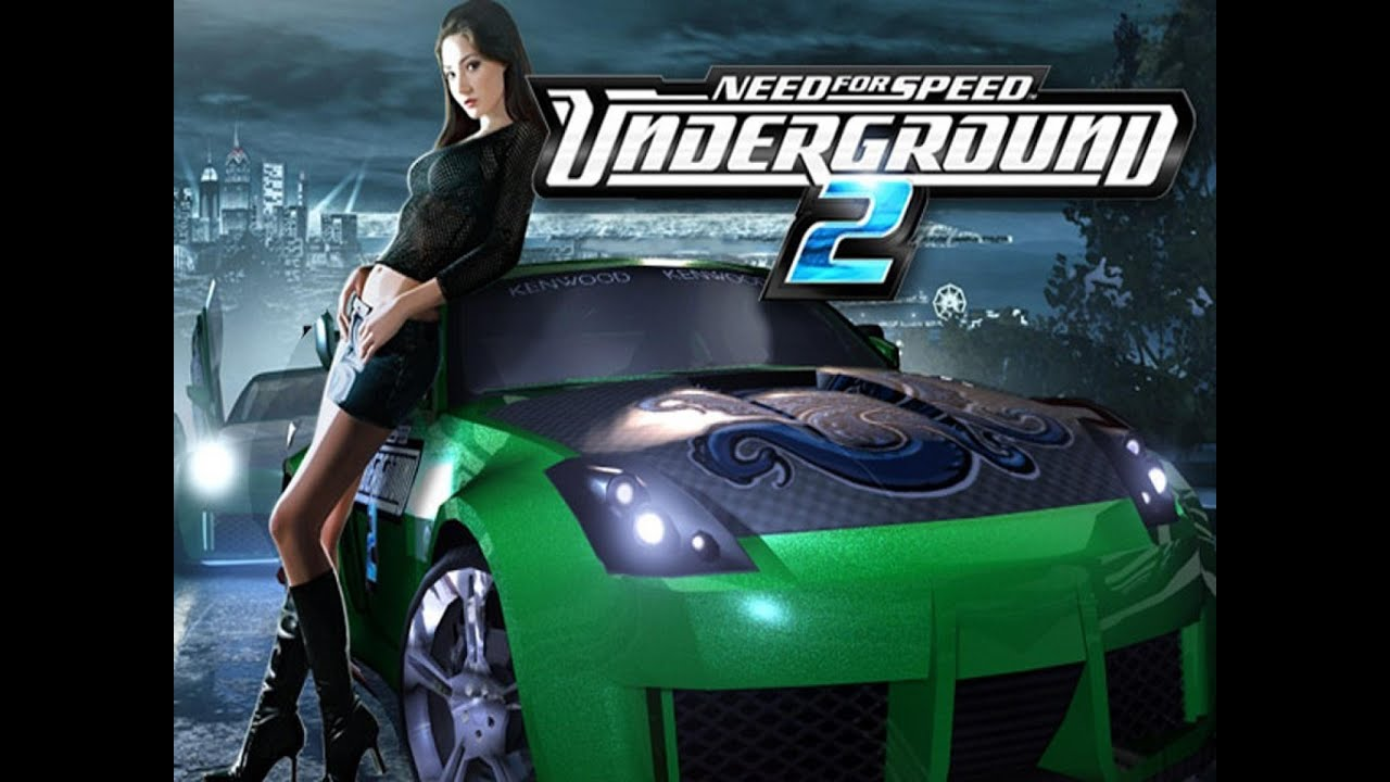 Need for speed underground 2 pc 4k dsr nvidia texture - Need for speed underground 1 wallpaper ...