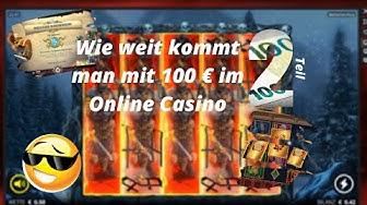 Online Casino Deutsch Test - Wie weit kommt man mit 100 € TEIL 2