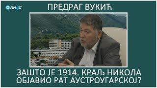 ИН4С: Предраг Вукић. Зашто је 1914. Краљ Никола објавио рат Аустроугарској?
