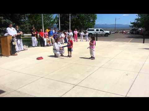 Memorial Day Karate Exhibition - Florence, Colorado