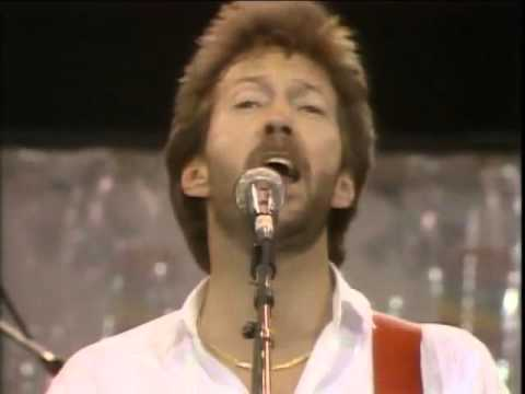 Layla   Clapton Collins & 'donald' Duck Dunn Live Aid 1985