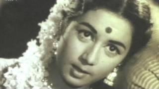 Ek Raat Mein Do Do Chand - Nanda, Lata, Mukesh, Barkha Song (Duet)