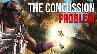 The Concussion Problem (Blackout Gameplay Opinion)