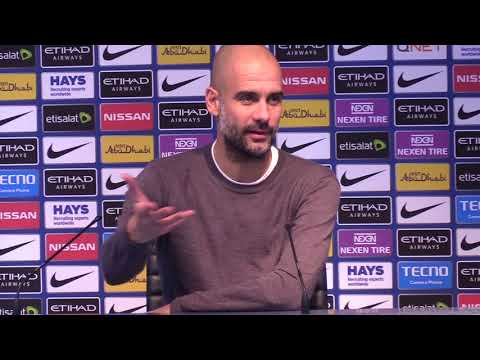 Guardiola brands Carabao Cup ball 'unacceptable'
