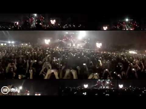 Until It's Gone [Live In Milan 2014] - Linkin Park (Fan Footage)