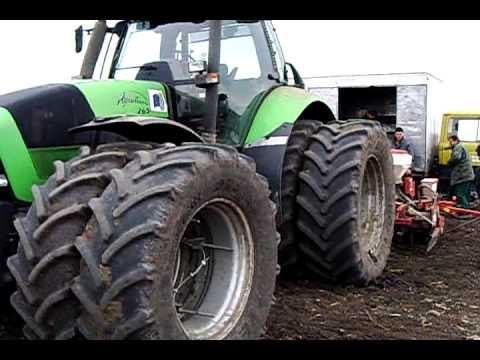 Tractor Deutz - Fahr