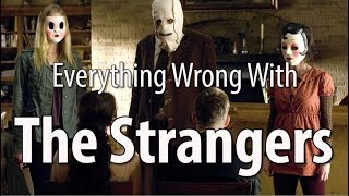 Everything Wrong With The Strangers In 10 Minutes Or Less