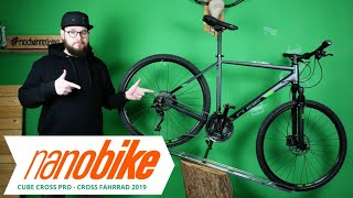 Cube Cross Pro Cross Bike 2019 | Review (German)