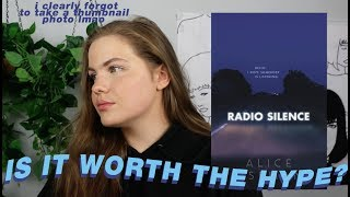 RADIO SILENCE REVIEW.... do yall hear sumn?.. | Casey Aonso