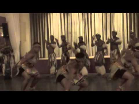 The Girls Performance -Lions of Zululand