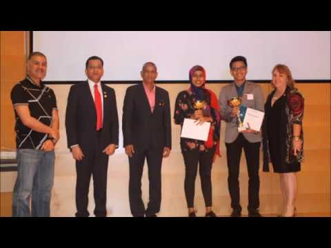 Toastmasters | Area 7 Annual Contest 2017 | Div B | District 20 | Dubai