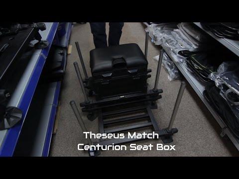 Theseus Match Centurion Seat Box | Fishing Republic