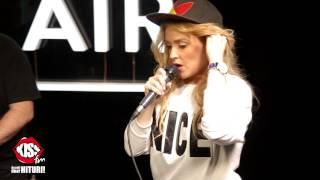 Oana Radu Dr Mako Feat Eli Tu Live Kiss FM