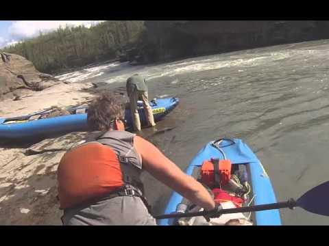 Wanapitei Expedition - Hess River (YT) 2014