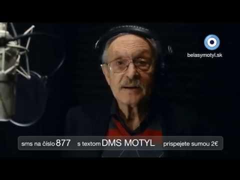 kampaň Belasý motýľ 2016 - TV Spot - František Kovár