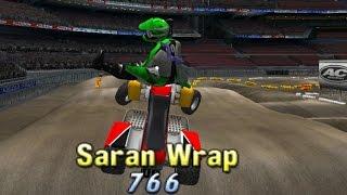 PSP Game Sample: ATV Offroad Fury Blazin' Trails