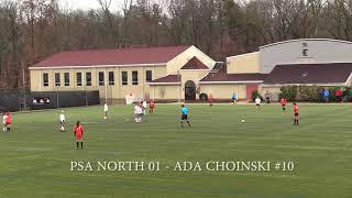PSA NORTH 01 | 2018 - Eastern University Soccer Showcase