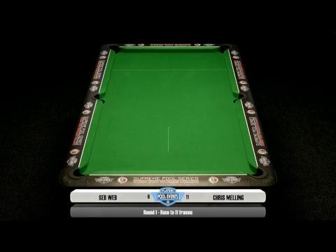 The Supreme Pool Series Table 16 - The Jason Owen Open