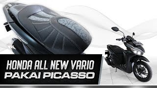 Honda All New Vario Pakai Picasso