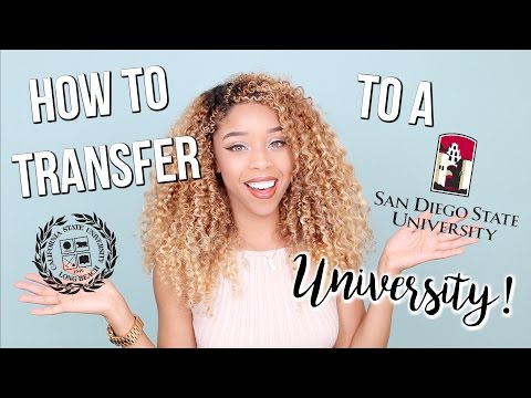 How To Transfer From Community College To Cal State University ♡ LeSweetpea