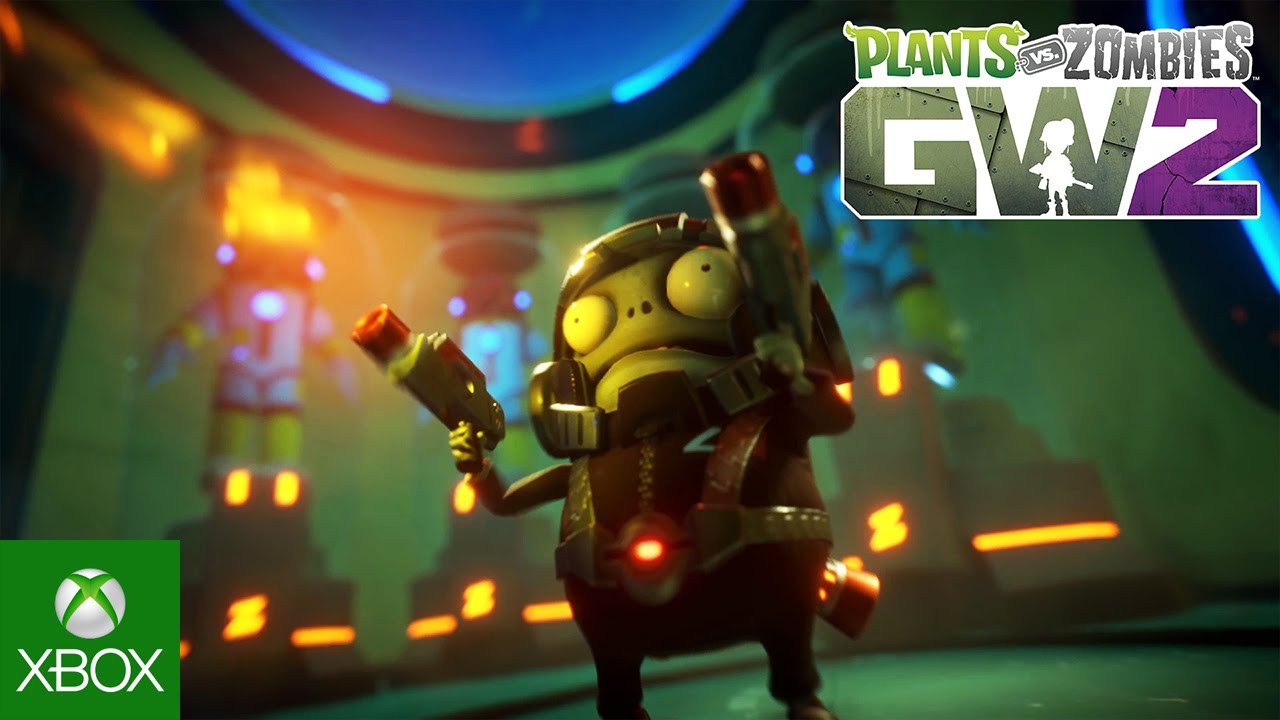 Plants Vs Zombies Garden Warfare 2 Multiplayer Beta Trailer Youtube