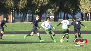 Quincy Soccer vs Ellensburg
