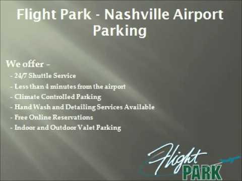 Get The Best Parking at Nashville Airport