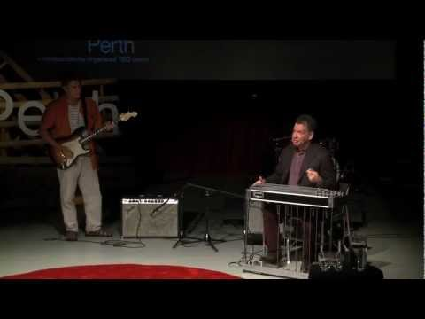 Improvisation: Lucky Oceans at TEDxPerth
