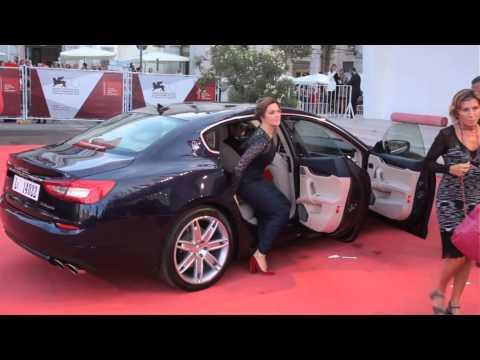 Maserati at the 70th Venice Film Festival    Gravity  premiere