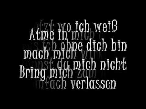 Evanescence - Bring Me To Life [Deutsche Übersetzung]