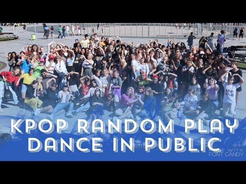 KPOP RANDOM PLAY DANCE IN PUBLIC, COPENHAGEN, DENMARK 24-08-19 | CODE9 DANCE CREW