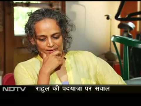 Arundhati Roy Prime Show (Hindi Interview)