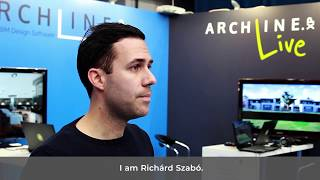 Visualization in ARCHLine.XP LIVE - Interview